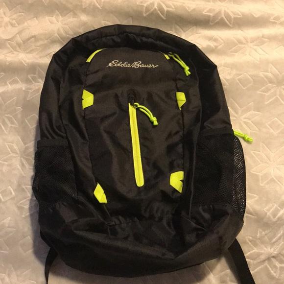 Eddie Bauer Handbags - Stowaway Packable 20L Daypack 579ea62c234d6